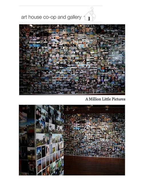A Million Little Pictures